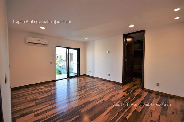 Foto de casa en venta en  , virreyes residencial, zapopan, jalisco, 5853463 No. 26