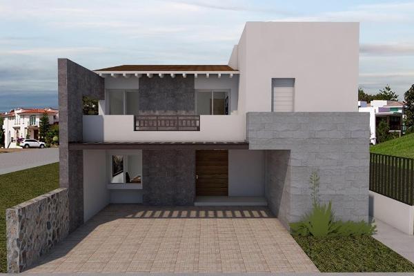 Foto de casa en venta en  , vista alegre 2a secc, querétaro, querétaro, 14033907 No. 01