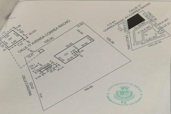 Foto de terreno comercial en venta en  , vista alegre lotificacion, mérida, yucatán, 8902747 No. 02