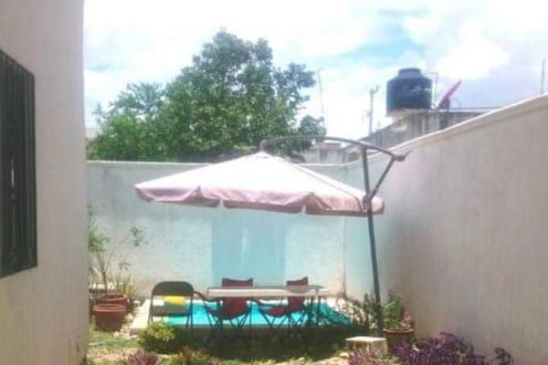 Foto de casa en venta en  , vista alegre, mérida, yucatán, 8887913 No. 13