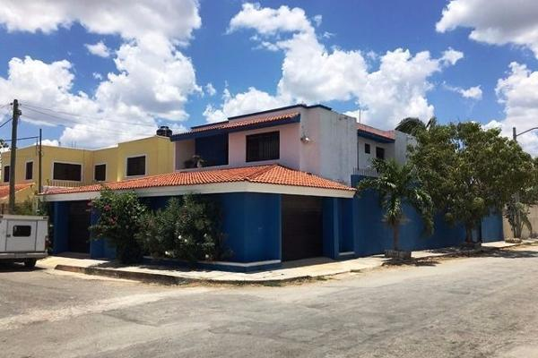 Foto de casa en venta en  , vista alegre norte, mérida, yucatán, 14028061 No. 01