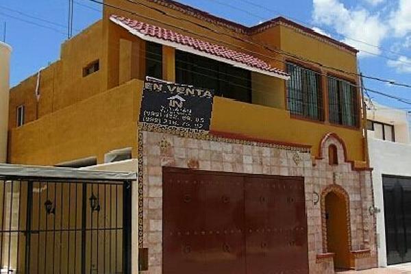 Foto de casa en venta en  , vista alegre norte, m?rida, yucat?n, 5683491 No. 01