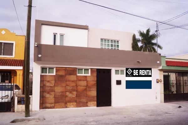 Foto de departamento en renta en  , vista alegre norte, mérida, yucatán, 8064040 No. 01