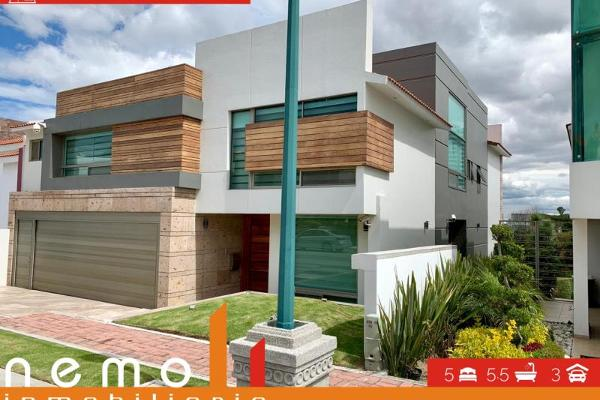 Foto de casa en venta en vista bella 678, la vista contry club, san andrés cholula, puebla, 5930291 No. 01