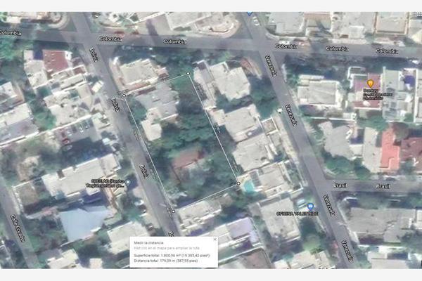 Foto de terreno habitacional en venta en vista hermosa 123, vista hermosa, monterrey, nuevo león, 20447789 No. 03