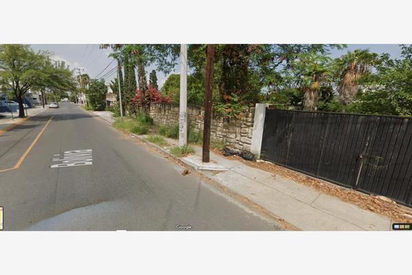 Foto de terreno habitacional en venta en vista hermosa 123, vista hermosa, monterrey, nuevo león, 20447789 No. 04