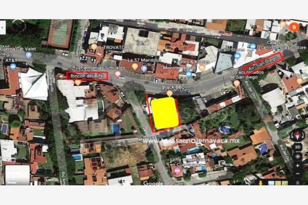Foto de terreno habitacional en renta en  , vista hermosa, cuernavaca, morelos, 17032304 No. 03