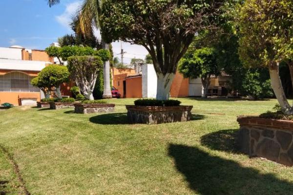 Foto de terreno habitacional en venta en  , vista hermosa, cuernavaca, morelos, 6200231 No. 01