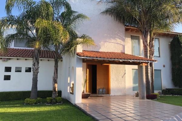 Foto de casa en venta en  , vista, querétaro, querétaro, 8325283 No. 01