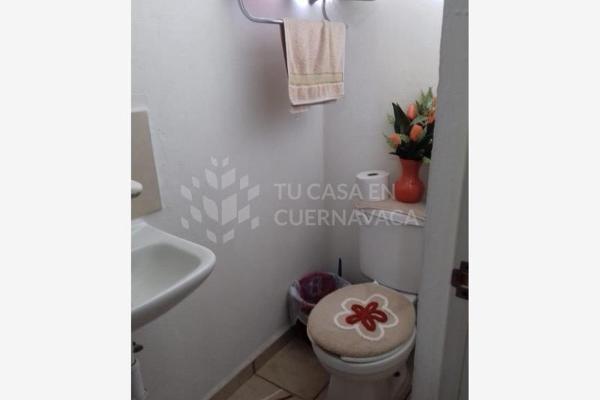 Foto de casa en venta en  , ahuatepec, cuernavaca, morelos, 5921796 No. 11