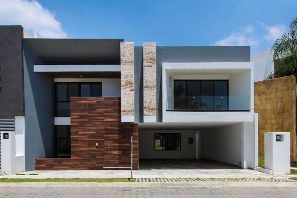 Foto de casa en venta en  , vista real, san andrés cholula, puebla, 6196098 No. 01