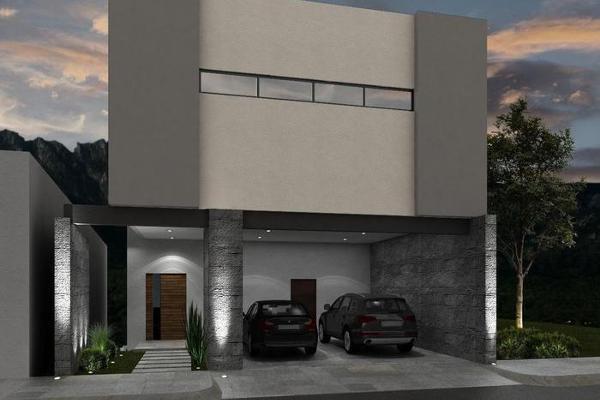 Foto de casa en venta en  , vista real, san pedro garza garcía, nuevo león, 7956811 No. 01