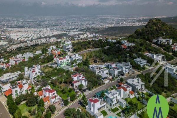 Foto de terreno habitacional en venta en  , vista real y country club, corregidora, querétaro, 14033714 No. 02
