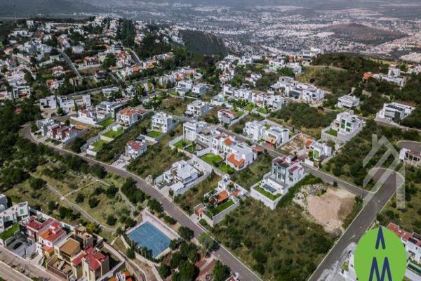 Foto de terreno habitacional en venta en  , vista real y country club, corregidora, querétaro, 14033714 No. 03