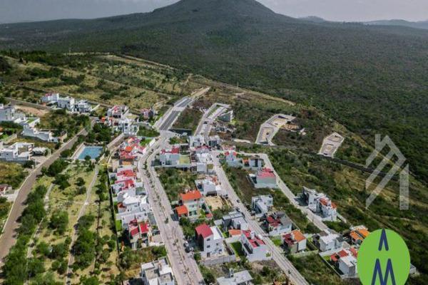 Foto de terreno habitacional en venta en  , vista real y country club, corregidora, querétaro, 14033714 No. 04