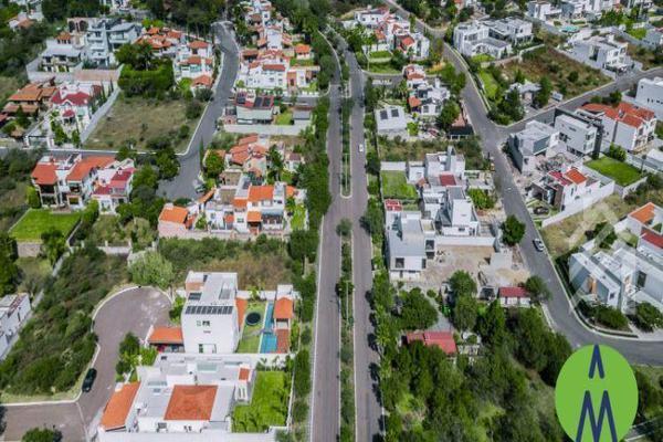 Foto de terreno habitacional en venta en  , vista real y country club, corregidora, querétaro, 14033714 No. 05