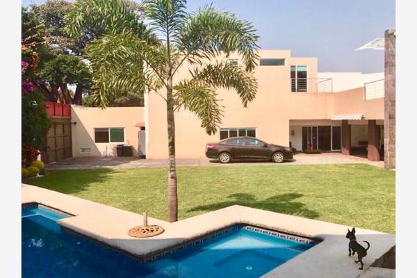 Foto de casa en venta en vistahermosa ., vista hermosa, cuernavaca, morelos, 6199010 No. 01