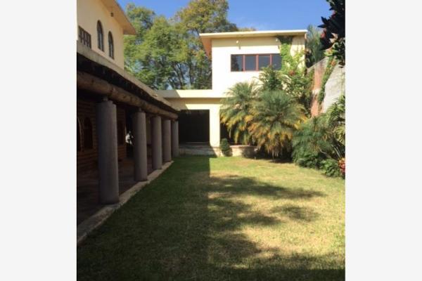 Foto de casa en venta en vistahermosa ., vista hermosa, cuernavaca, morelos, 6206344 No. 01