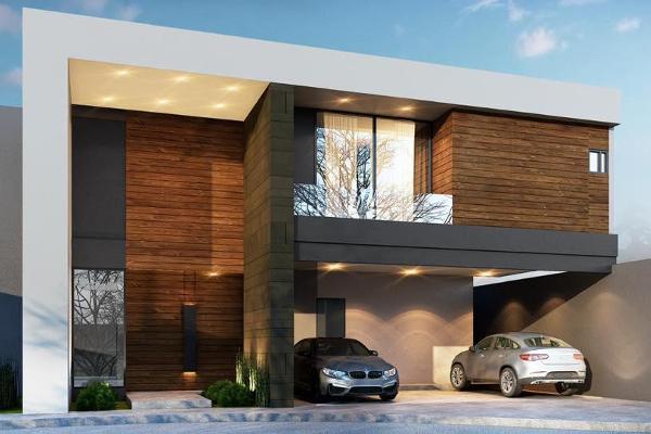 Foto de casa en venta en  , vistancias 1er sector, monterrey, nuevo león, 10215455 No. 01