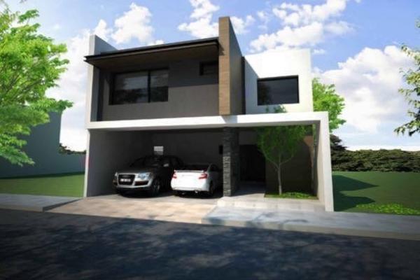 Foto de casa en venta en  , vistancias 1er sector, monterrey, nuevo león, 14023809 No. 01