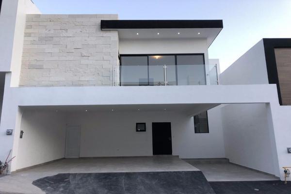 Foto de casa en venta en  , vistancias 1er sector, monterrey, nuevo león, 14023813 No. 01