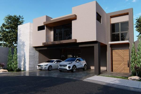Foto de casa en venta en  , vistancias 1er sector, monterrey, nuevo león, 14037990 No. 01