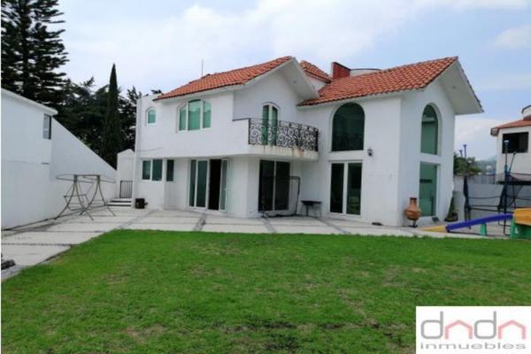 Foto de casa en venta en vito valle azul 44, valle escondido, atizapán de zaragoza, méxico, 7646651 No. 02