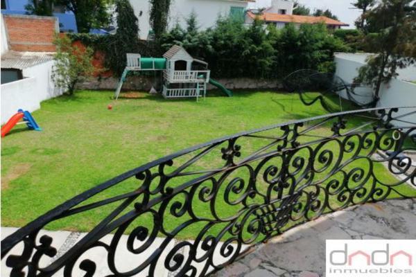 Foto de casa en venta en vito valle azul 44, valle escondido, atizapán de zaragoza, méxico, 7646651 No. 11