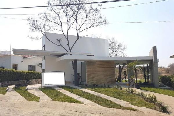 Foto de casa en venta en  , viveros de cocoyoc, yautepec, morelos, 7491425 No. 01