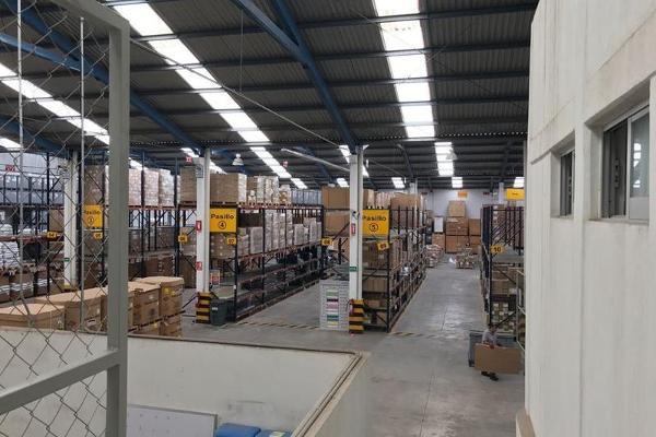 Foto de nave industrial en venta en  , viveros de santorum, cuautlancingo, puebla, 7901573 No. 09