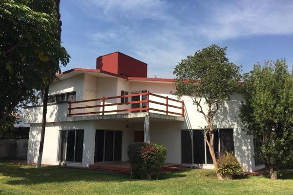 Foto de casa en venta en  , viyautepec 2a sección, yautepec, morelos, 8899148 No. 01