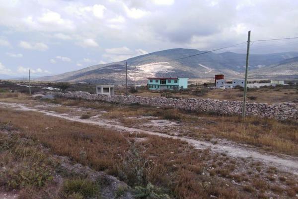 Foto de terreno habitacional en venta en  , vizarrón de montes, cadereyta de montes, querétaro, 12425195 No. 02