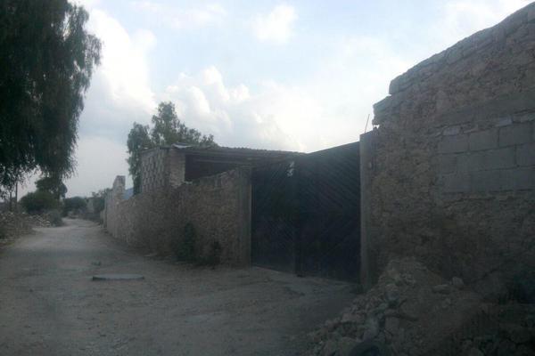 Foto de terreno comercial en venta en  , vizarrón de montes, cadereyta de montes, querétaro, 19686332 No. 09