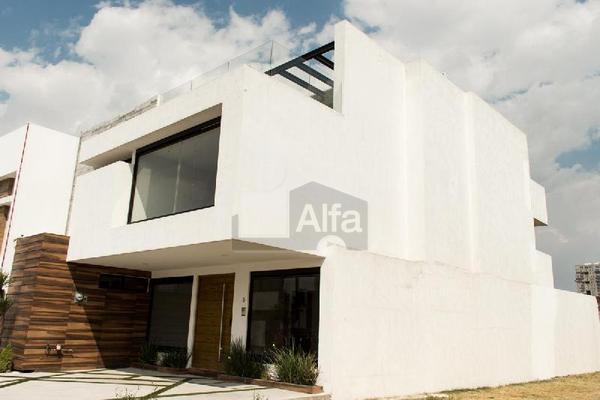 Foto de casa en venta en vizcaino, parque baja california , lomas de angelópolis ii, san andrés cholula, puebla, 5713351 No. 02