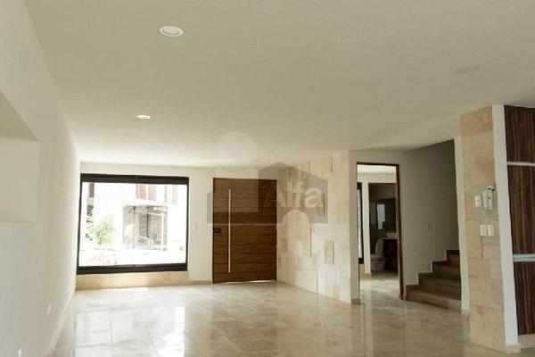 Foto de casa en venta en vizcaino, parque baja california , lomas de angelópolis ii, san andrés cholula, puebla, 5713351 No. 03
