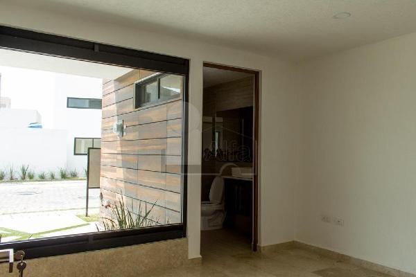 Foto de casa en venta en vizcaino, parque baja california , lomas de angelópolis, san andrés cholula, puebla, 5713351 No. 09