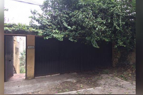 Foto de terreno habitacional en venta en volcanes , cuajimalpa, cuajimalpa de morelos, df / cdmx, 5642753 No. 01