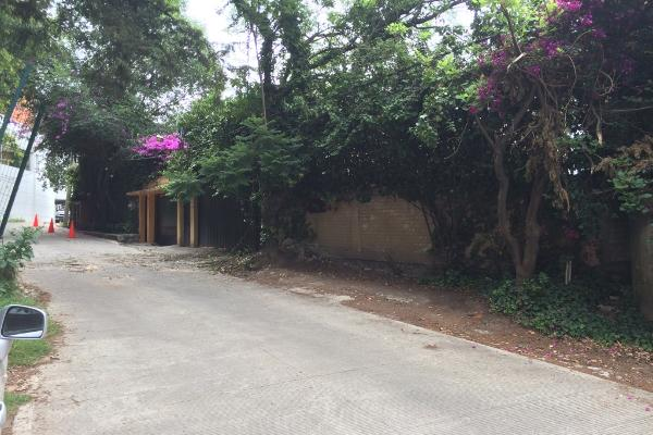 Foto de terreno habitacional en venta en volcanes , cuajimalpa, cuajimalpa de morelos, df / cdmx, 5642753 No. 03