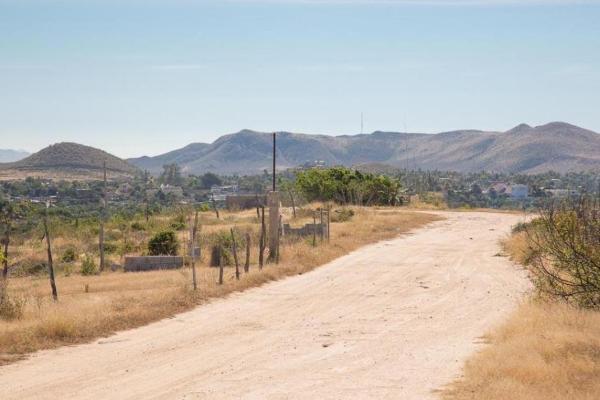 Foto de terreno habitacional en venta en vuelo del aguila lot, todos santos , centro, la paz, baja california sur, 6153192 No. 02