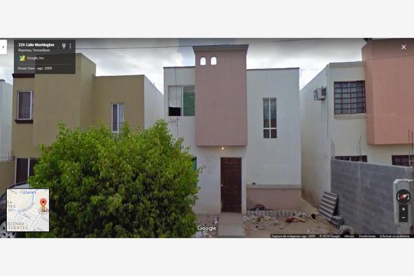 Foto de casa en venta en washington 225, hacienda las fuentes, reynosa, tamaulipas, 5662780 No. 02
