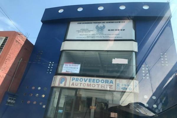 Foto de oficina en renta en wenseslao labra 1, valle don camilo, toluca, méxico, 8337773 No. 01