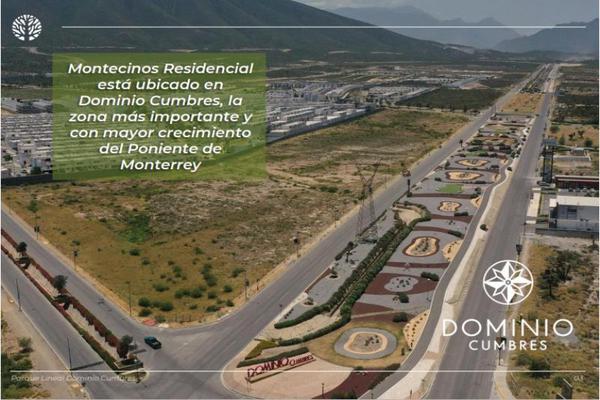 Foto de terreno habitacional en venta en www 000, valles del mirador, garcía, nuevo león, 20372781 No. 01