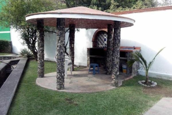 Foto de casa en renta en x x, las fincas, jiutepec, morelos, 2678001 No. 01