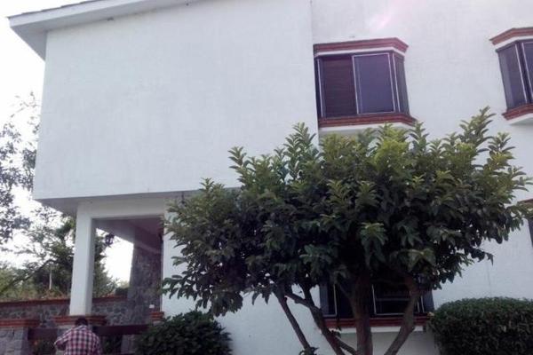 Foto de casa en renta en x x, las fincas, jiutepec, morelos, 2678001 No. 03