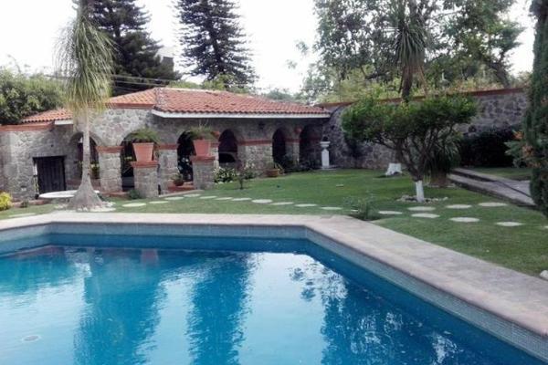 Foto de casa en renta en x x, las fincas, jiutepec, morelos, 2678001 No. 04