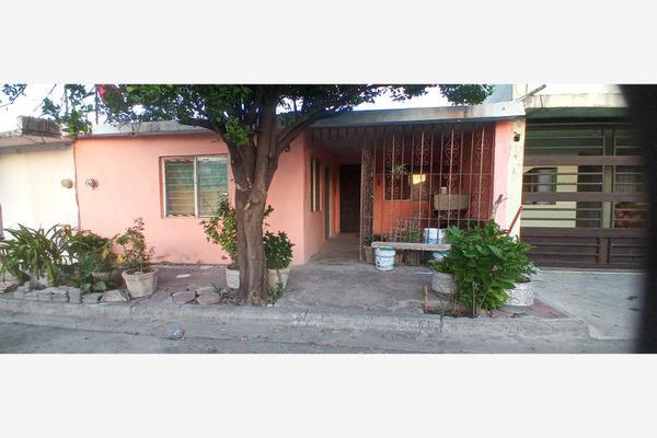 Foto de casa en venta en x x, 3 caminos, guadalupe, nuevo león, 0 No. 01