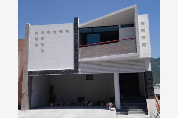 Foto de casa en venta en x x, lagos del vergel, monterrey, nuevo león, 5421266 No. 01
