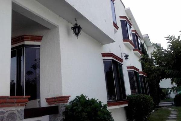 Foto de casa en renta en x x, las fincas, jiutepec, morelos, 2678001 No. 06
