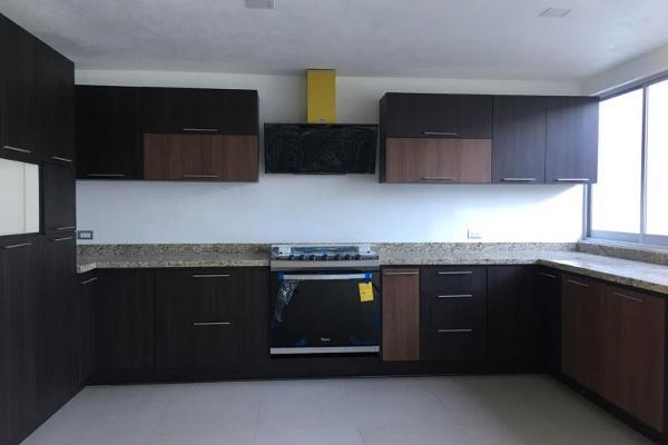 Foto de casa en venta en x x, lomas de angelópolis, san andrés cholula, puebla, 5380622 No. 01