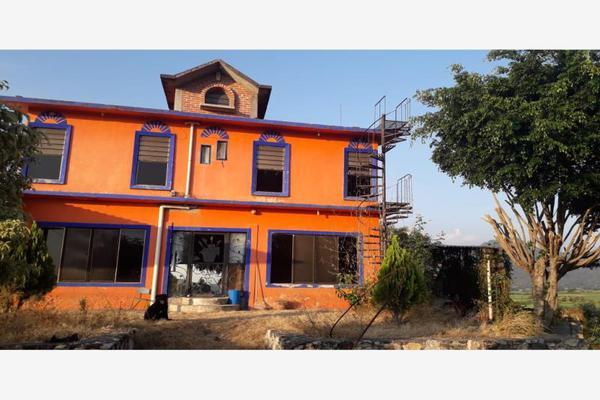 Foto de terreno habitacional en venta en x xx, jazmín yautepec i y ii, yautepec, morelos, 0 No. 01